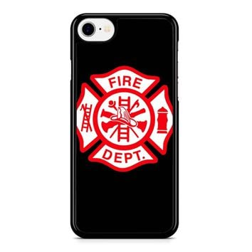 Chicago Fire Department iPhone 8 Case