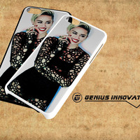 Miley Cyrus Samsung Galaxy S3 S4 S5 Note 3 , iPhone 4(S) 5(S) 5c 6 Plus , iPod 4 5 case