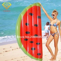 Watermelon and Popsicle Pool Float