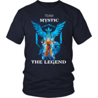 Team Mystic - Goku Dragon Ball shirt & hoodie