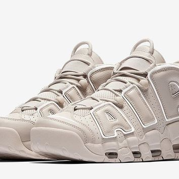 qiyif Nike Air More Uptempo Light Bone