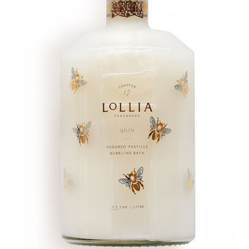 Lollia, Wish Bubble Bath