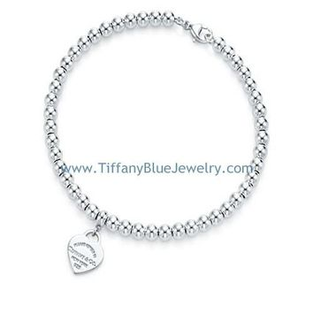 Find The Last Cheap Tiffany & Co Return to Tiffany Bead Bracelet In Tiffanybluejewelry.com