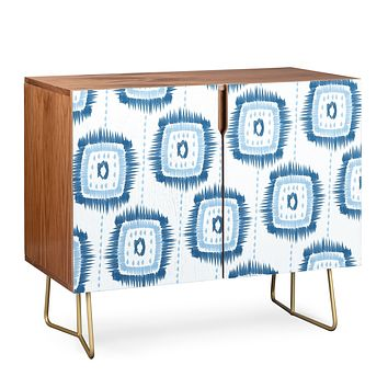 Allyson Johnson Authentic Blues Credenza