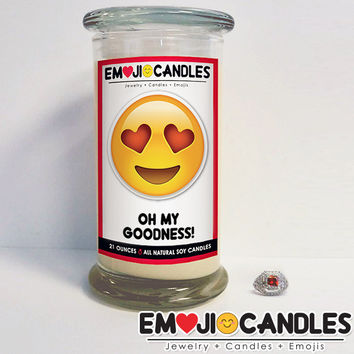 Oh My Goodness! - Emoji Candles