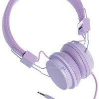 Thoroughly Modern Musician Headphones in Lavender | Mod Retro Vintage Electronics | ModCloth.com
