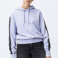 Rush Brush Strokes Hood | view-all | Cheapmonday.com