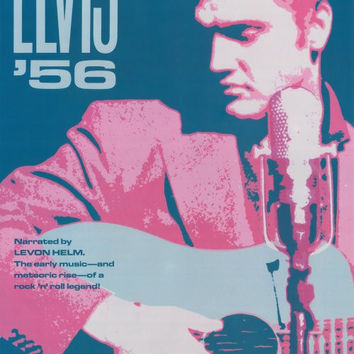 Elvis '56 11x17 Movie Poster (1987)