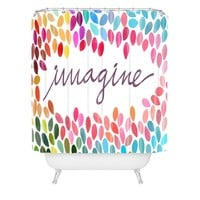 Garima Dhawan Imagine 1 Shower Curtain