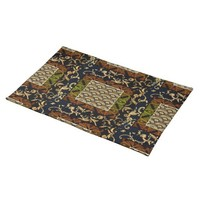 African Royalty Cloth Placemat