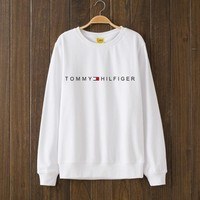 Tommy Hilfiger Woman Men Top Sweater Pullover G
