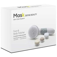 FLYMEI® Waterproof Facial Cleansing Brush Facial Massager Natural Face Cleanser for Women & Men - Stimulate Collagen - Pore Minimizer - Reveal a Radiant and Youthful Skin