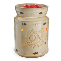 Jewelry Tart Warmer - Bless This Home