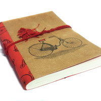 Vintage Journal: Bicycle - India