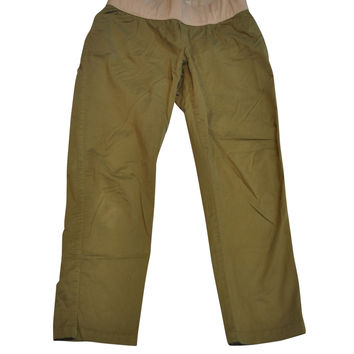 Green Casual Pants by GAP