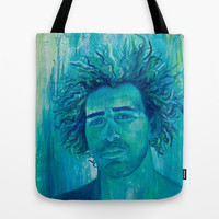 Salt Water Soul Tote Bag by Sophia Buddenhagen