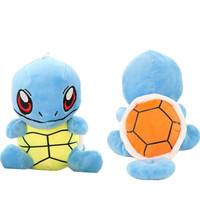 Pokemon Squirtle Soft Plush Kids Toy
