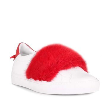 BE09192161 Urban street low sneaker white/red mink Givenchy - Savannah's