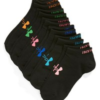Women's Under Armour No-Show Socks (6-Pack)