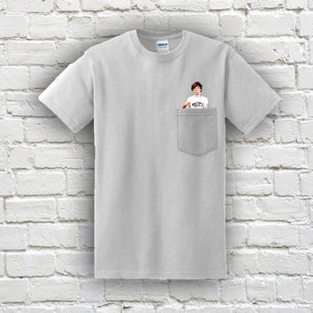 Louis Tomlinson Pocket T-Shirt
