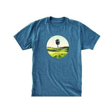 Licensed Golf Linksoul The Oasis Tee Men's T-Shirt LS767 - Indigo - Pick Size