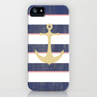 Anchor Away iPhone Case by Luly Lauredo   Society6