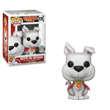 POP! Heroes - Krypto the Superdog #235