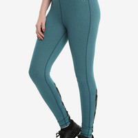 Her Universe Marvel Loki Active Pants