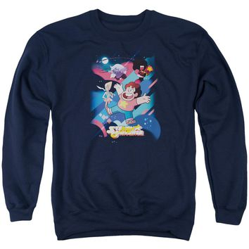 Steven Universe - Group Shot Adult Crewneck Sweatshirt Officially Licensed Apparel