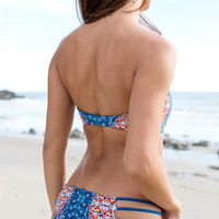 Mary Grace Swim - Bowie Reversible Bottom | Odyssey
