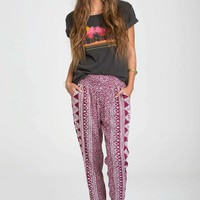 Billabong - Keep It Together Pant | Black Cherry