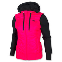 Women's Puma Foundation Overlay Jacket