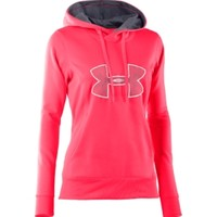 Under Armour Women's Storm Embroidered Big Logo Hoodie 4.0