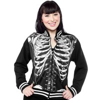 LIQUORBRAND SKELETON JACKET