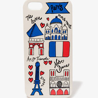 Paris Graphic Phone Case