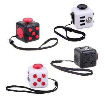 Fidget Cube Stress And  Anxiety Relief Toy For Kids & Adults