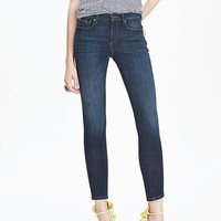 Zero Gravity Skinny Ankle Jean | Banana Republic