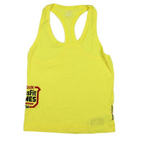Reebok Womens Knit Graphic Tank Top
