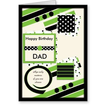 Birthday Card Father's Day