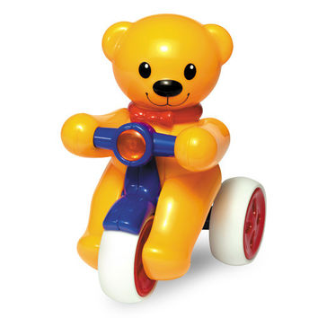 Teddy Bear encourage crawling