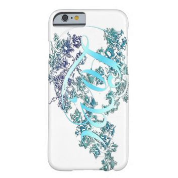 Love n Flowers Barely There iPhone 6 Case