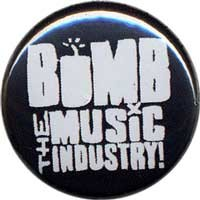 Bomb The Music Industry! - Logo