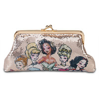 Disney Princess Designer Clutch Bag