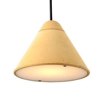 Small Bullet Pendant Lamp