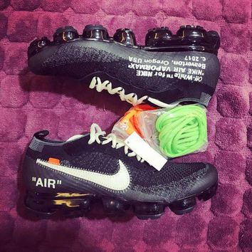 DCCK Off White X Nike Air Vapor Max OW AA3831-001