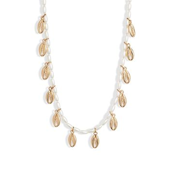 Pearl Shells Necklace