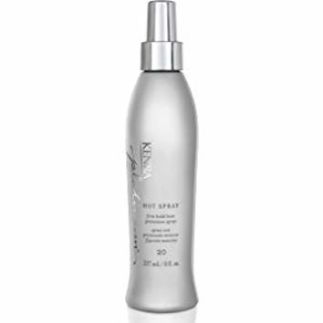 Kenra Platinum 80% Hot Spray, 8-Fluid Ounce
