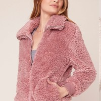 BB Dakota Teddy or Not Coat