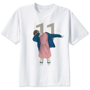 "Stranger Things ""Eleven Dabs"" T-Shirt"