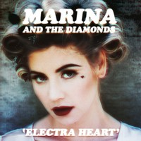 Marina & The Diamonds - Electra Heart - CD Album Grooves Inc.